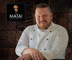 Jan Charvát – Head Chef (Evenings) - Matai Restaurant - Regal Palms Resort Rotorua