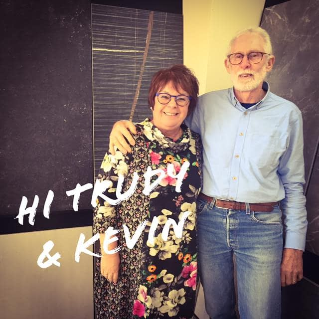 Say hi to Trudy and Kevin from Ceramico Designer Tiles