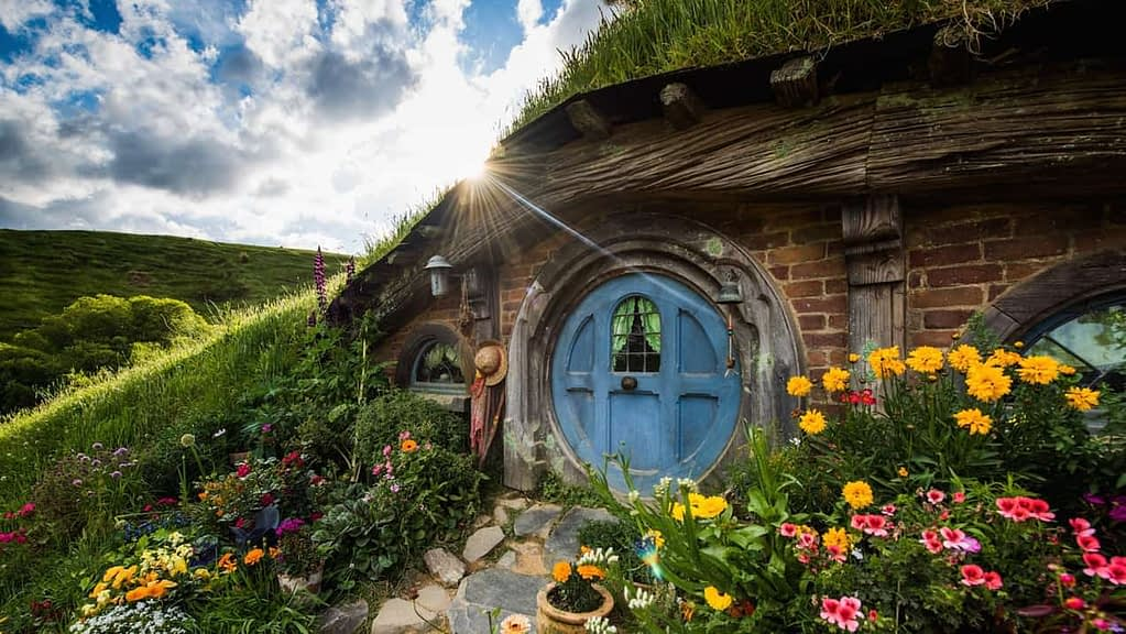 hobbiton lord of the rings tour