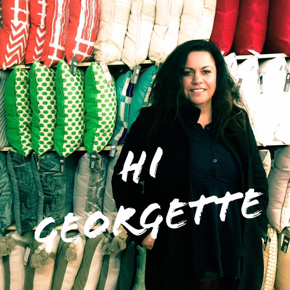 Say hi to Georgette, the new owner at Lady George (previously Xcettera)